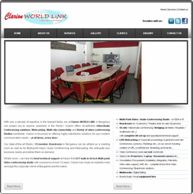 Clarion WORLD LINK